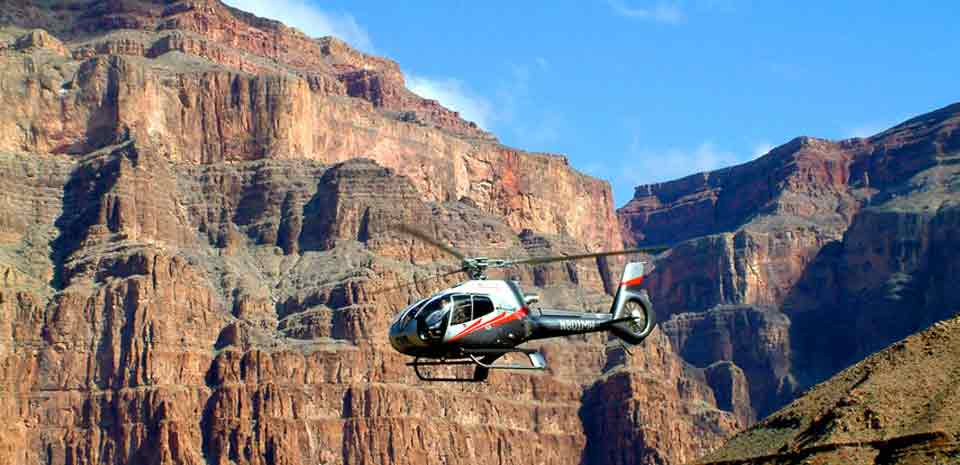 Grand Canyon West Rim Helicopter 6 In 1 From 439 Las
