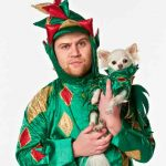 Piff the Magic Dragon show