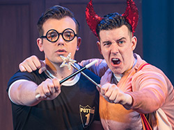 Potted Potter - All 7 Harry Potter books in 70 minutes